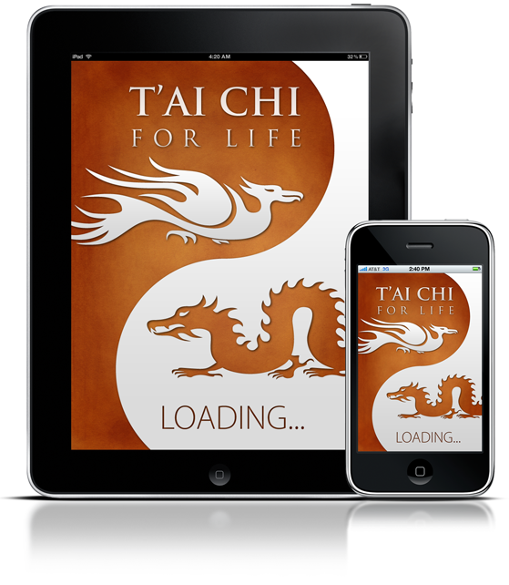 T'ai Chi App on ipod and ipad