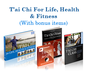 Discover the secrets of T'ai Chi in Ten Minutes a day...
